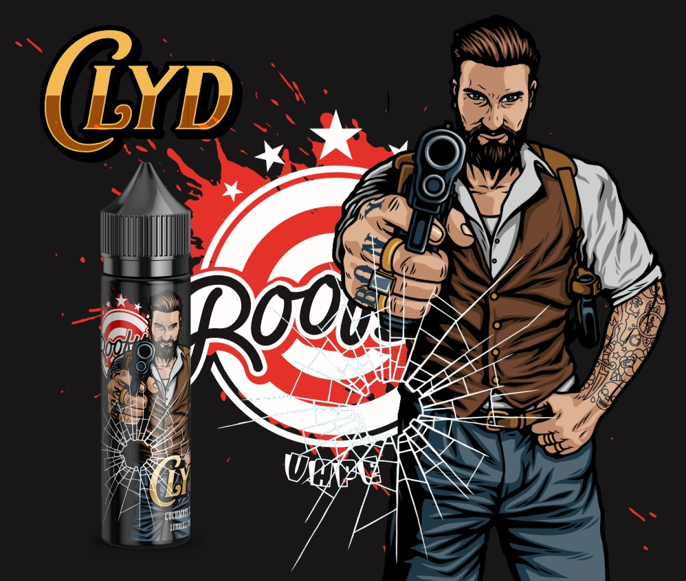 Clyd 20ml Roofys Longfill